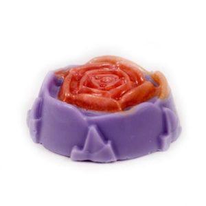 Мыло-сирень с желейным коллагеном для нормального и жирного типа кожи