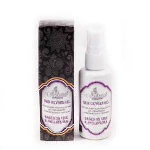 Кислородный гель-уход водорослевый для нормального и чувствительного типа кожи Based on vine & PHILLOFLORA